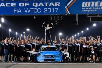WTCC en TCR International Series slaan handen ineen