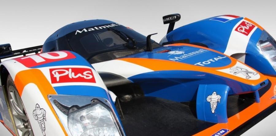 Team ORECA-Matmut: New season, new colours!