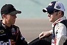 Denny Hamlin race report