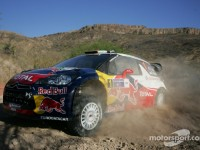 Ogier keeps Rally Mexico lead after Loeb falls behind