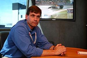 Formula 1 Tavo Hellmund on Ecclestone's rain idea