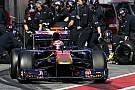 Toro Rosso Barcelona test report 2011-03-09