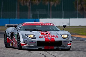 ALMS Robertson Racing preview