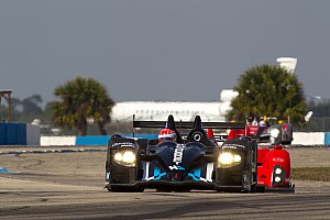 ALMS Highcroft Racing test notes 2011-03-15