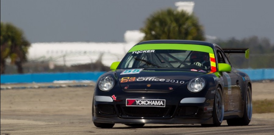 Cisneros and Tucker each take class wins at Sebring