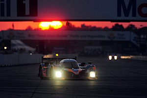 ALMS Team ORECA-Matmut hour 9 report