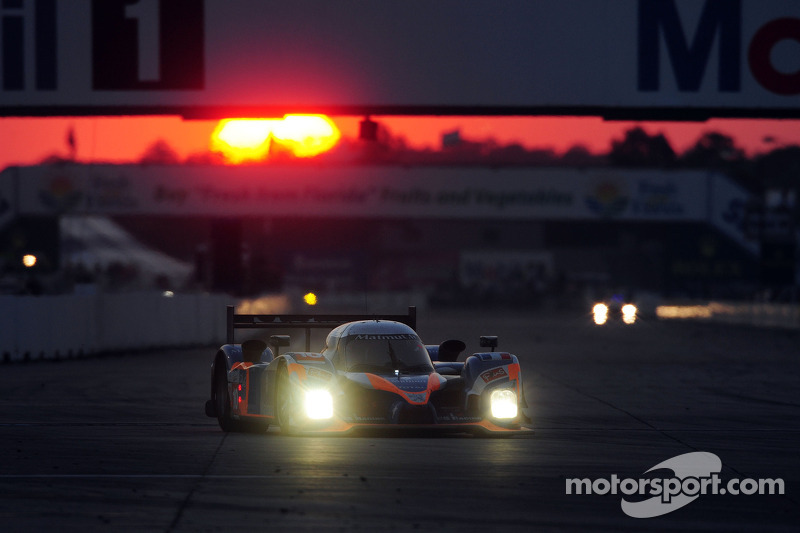 Team ORECA-Matmut hour 9 report