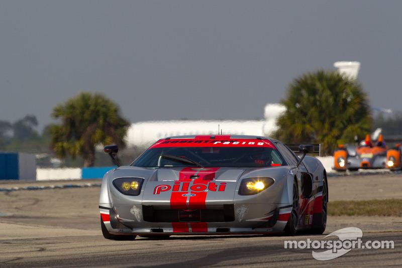 Robertson Racing race report