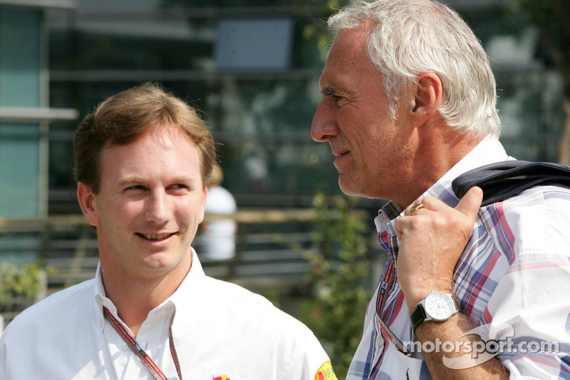 Mateschitz still not ruling out own engine for Red Bull
