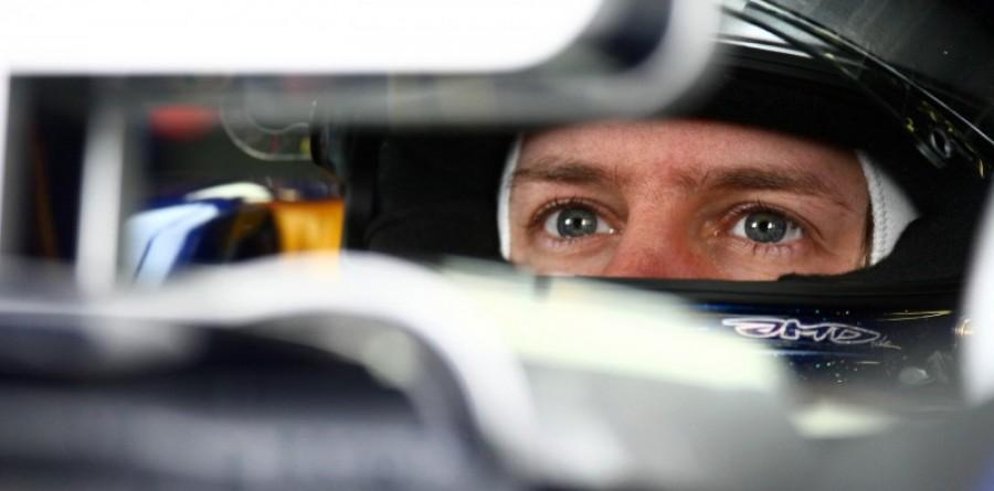 Vettel sets fastest time in final practice