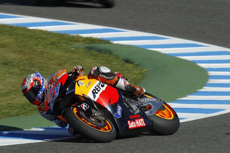 MotoGP Warm Up Report