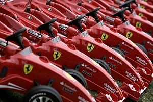 Formula 1 Ferrari  facts and figures