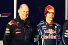 Newey important for new Red Bull contract - Vettel