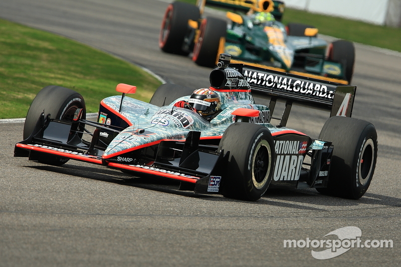Panther Racing race report