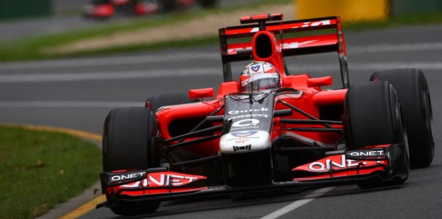 Marussia Virgin Qualifying Report