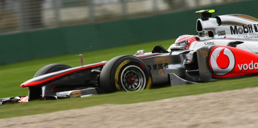 McLaren Qualifying Report