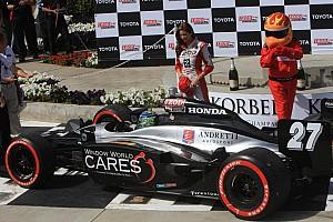 IndyCar Firestone Racing race report