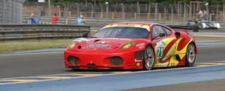 Le Mans Michael Waltrip Racing Le Mans test report