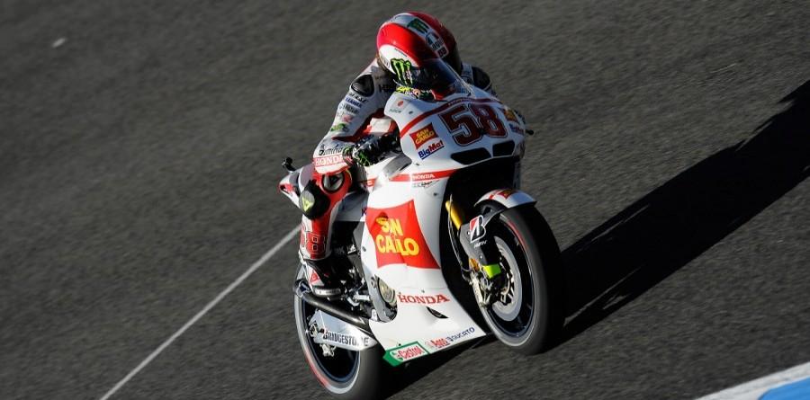 Simocelli fastest in Estoril on Friday