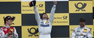 DTM Spengler wins DTM opener in Hockenheim