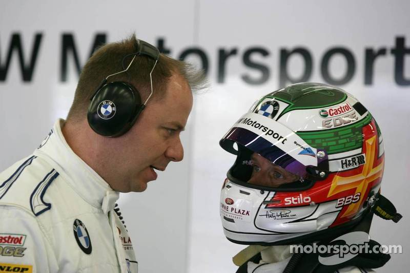 BMW Spa qualifying report