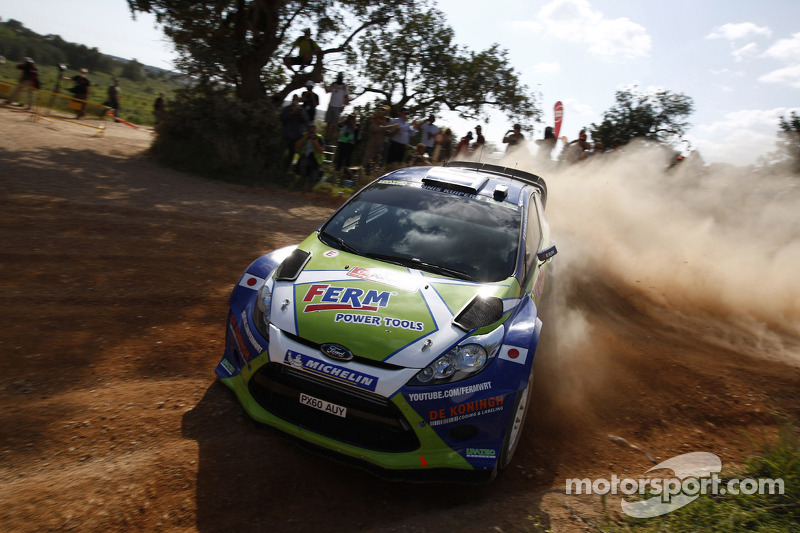 FERM World Rally Team Rally Italia Sardegna Event Summary
