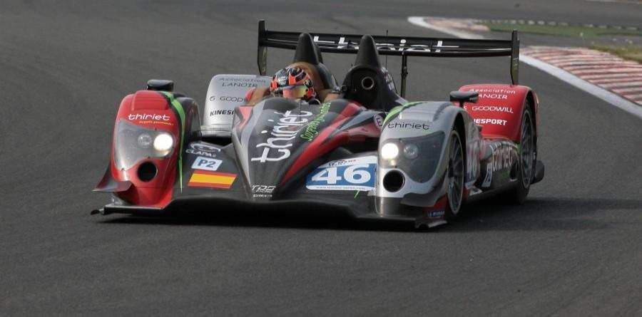 ORECA 03 Spa race report