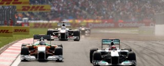 Formula 1 Press rounds on Schumacher after 'no joy' in Turkey