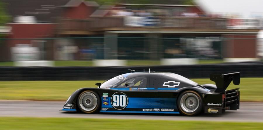 Spirit of Daytona Racing VIR qualifying report