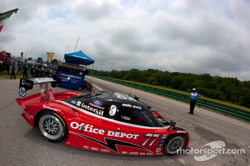 Brian Frisselle VIR race report