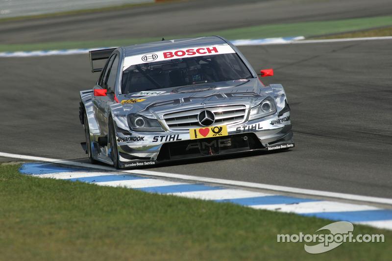 Mercedes Zandvoort Race Report