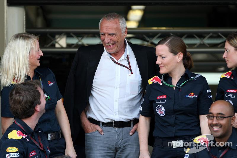 Red Bull team not heading to Austria - Mateschitz