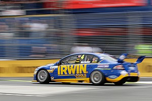 Supercars IRWIN Racing Winton Saturday Report
