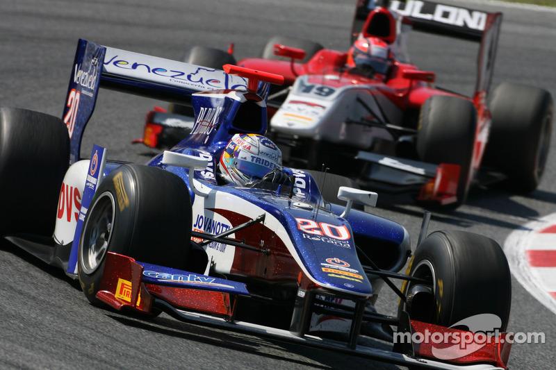 Trident Racing Barcelona Race 1 Report