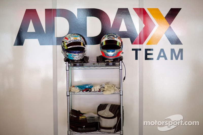 Addax Team Monaco Qualifying Report
