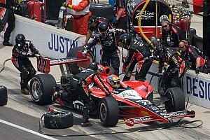 IndyCar Dreyer & Reinbold Racing Indy 500 Race Report