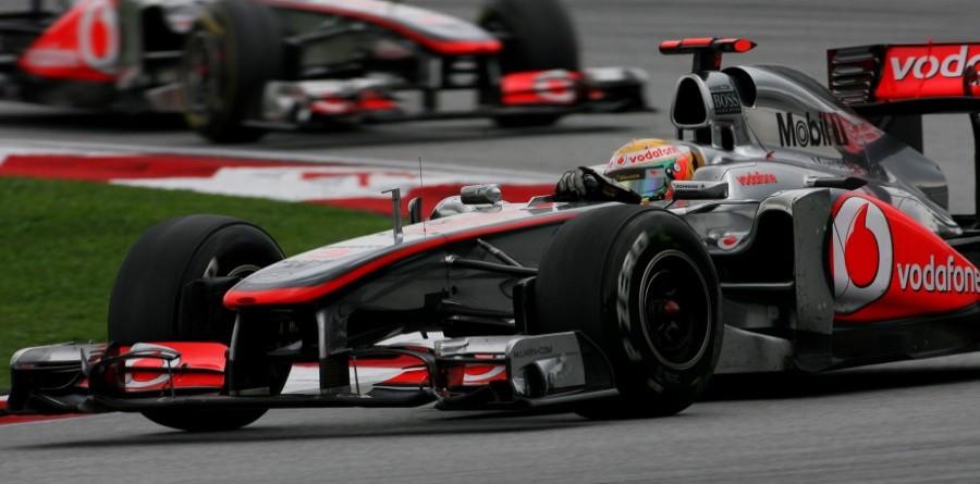 McLaren Canadian GP Friday Practice Report