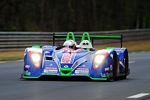 Le Mans Pescarolo Le Mans Final Qualifying Report
