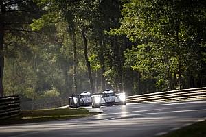 Le Mans Audi Le Mans 24 Hour Warmup Report
