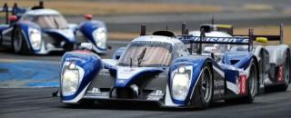 Le Mans Peugeot Le Mans Hour 3 Report