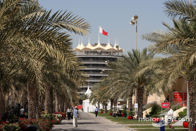 FIA Confirms 2011 Bahrain Axe