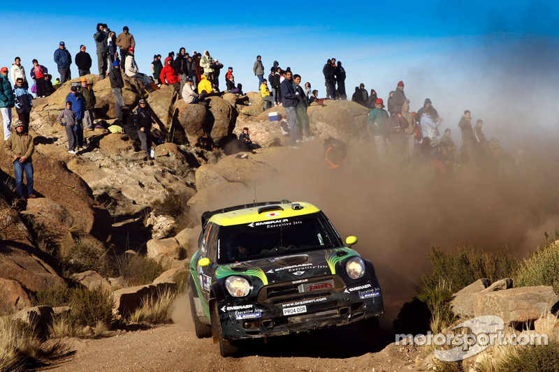 Brazil WRT Ready For Acropolis Rally
