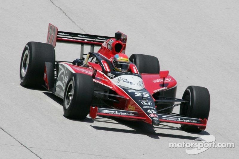 Dreyer & Reinbold Racing Milwaukee Mile Friday Report