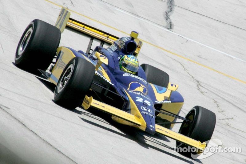 Dreyer & Reinbold Racing Milwaukee Mile Qualifying Report