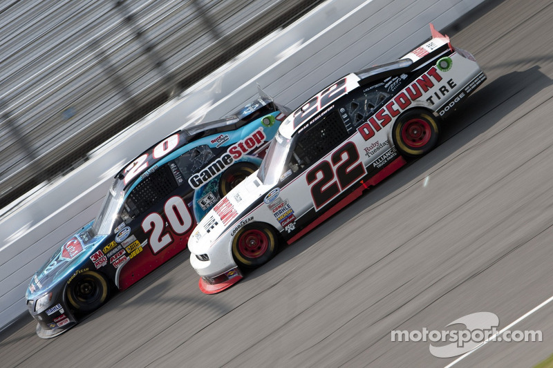 Toyota Teams Michigan Race Notes, Quotes