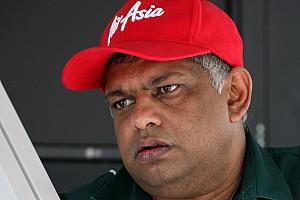 Formula 1 Judge rejected Group Lotus appeal - Fernandes