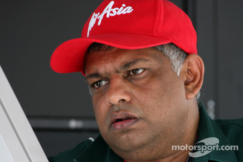 Judge rejected Group Lotus appeal - Fernandes