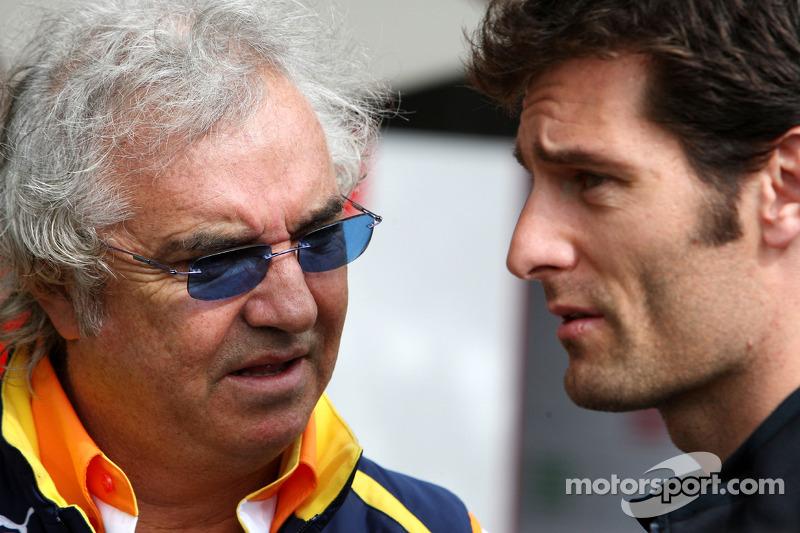 Webber Linked With Shock Renault Move