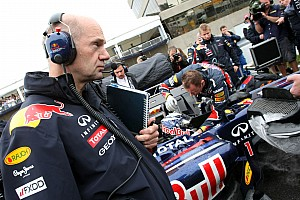 Formula 1 Newey Not Ruling Out Ferrari Switch