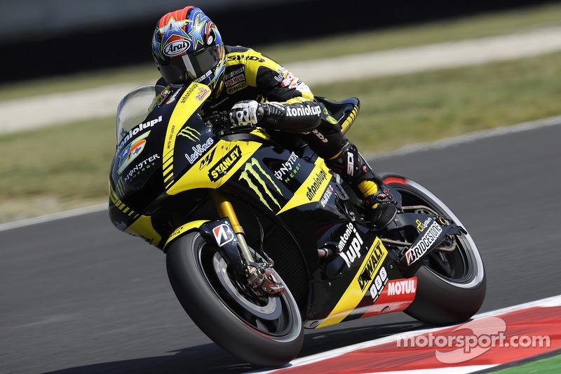 Tech 3 Yamaha Italian GP Race Report